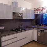Anantam 2BHK Modular kitchen