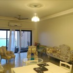 2BHK chic Living Room