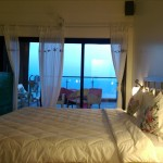 Master Bedroom with Attached Sea View Balcony
